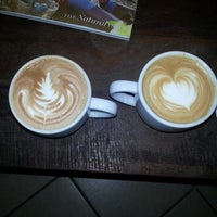 Photo taken at Vintage Heart Coffee by Lani D. on 2/22/2013