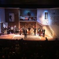 Photo taken at Teatro Luigi Pirandello by Jorge H. on 5/16/2013