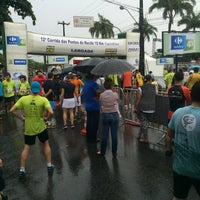 Photo taken at Corrida das Pontes do Recife by Clayton A. on 3/22/2015