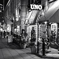 Photo taken at Uno Pizzeria & Grill by Yiming C. on 12/19/2012