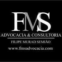 Photo taken at FMS Advocacia & Consultoria by Filipe S. on 3/31/2013