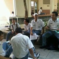 Photo taken at SMA Al-Islam 1 Surakarta by Alli G. on 10/10/2012