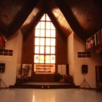 Photo taken at LSU - International Cultural Center by Kavindi D. on 1/10/2014