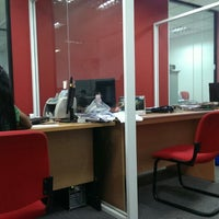 Photo taken at ANC Business Office by Vajira T. on 12/4/2013