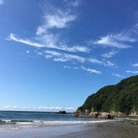 Photo taken at 東浜海水浴場 by kuraruk on 8/16/2017