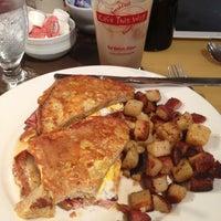 Photo taken at Cafe This Way by Jennifer K. on 7/20/2013