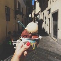 Photo taken at Gelateria della Passera by 🐰 on 9/27/2014