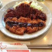 12/23/2012にYoshiyuki(yotti) A.が矢場とん 矢場町本店で撮った写真