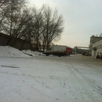 Photo taken at Уптк by X on 2/12/2013