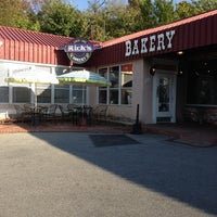 Photo taken at Rick's Bakery by Courtney W. on 10/5/2012