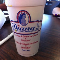 Photo taken at Diana's La Bonita Restaurant & Deli by Ava S. on 5/4/2013