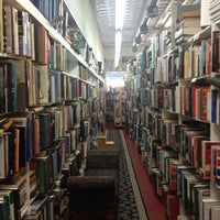 Photo taken at Bookman Rare & Used Books by Rae H. on 8/16/2013