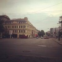 Снимок сделан в Grand Hotel Ukraine пользователем Denis D. 9/22/2012