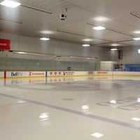 Photo taken at Bell Sensplex by Yat S. on 9/4/2013