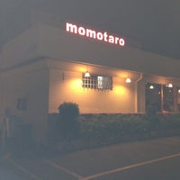 Photo taken at Momotaro Japanese Restaurant by M C S. on 9/16/2012