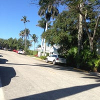 Photo taken at 13th Avenue South Beach by C M. on 1/26/2013