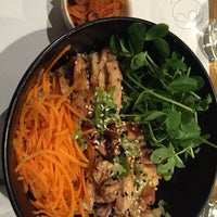 Photo taken at wagamama by P on 1/7/2016