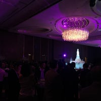 Photo taken at Crystal Grand Ballroom by P on 11/4/2017