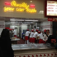 Photo taken at In-N-Out Burger by Michele B. on 12/1/2012