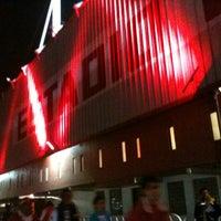 Foto tomada en Estadio Nemesio Diez por Arantza C. el 2/20/2013
