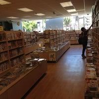 Photo taken at Kinokuniya Bookstore by Laudie on 7/10/2013