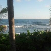 Photo taken at Biras Creek Resort by Cassie on 1/1/2013
