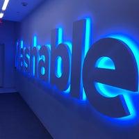 Das Foto wurde bei Mashable HQ von Gabriel G. am 11/8/2017 aufgenommen