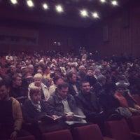 Photo taken at Будинок Кіно by Maksym F. on 3/20/2013