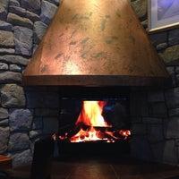Photo taken at St Moritz Cafe by Olga K. on 11/21/2013