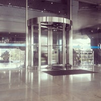Photo taken at Bank Indonesia by R.Indra.R on 4/1/2014