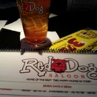 Photo taken at Red Dog Saloon by Christi N. on 6/29/2013