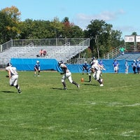 Photo taken at Londonderry High School by Holly H. on 9/29/2013