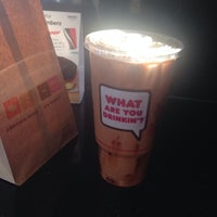 Photo taken at Dunkin' Donuts by keith o. on 1/26/2014