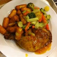 Photo taken at Migros Restaurant by Caroline N. on 5/17/2013
