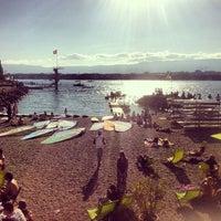 Photo taken at Tropical Geneva by Caroline N. on 6/30/2013