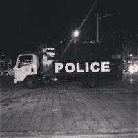Photo taken at Bophut Police Station by Ruslan T. on 2/8/2014