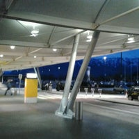 Photo taken at Salzburg Airport W. A. Mozart (SZG) by Alexander C. on 1/8/2013