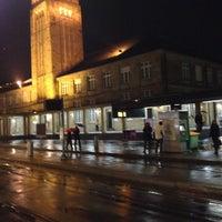 Photo taken at Basel Baden Railway Station by Bianka R. on 11/10/2012