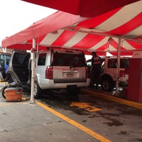 Photo taken at Car Wash Palo Solo by Jorge R. on 9/13/2015