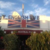 Photo taken at English Pub by MashaMo🌺 O. on 5/10/2013