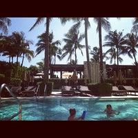 Photo taken at The Setai Miami Beach by Oxana M. on 9/18/2012