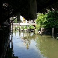 Photo taken at คลองอ้อมฝั่งเหนือ by atthasit on 4/5/2013