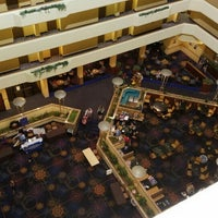 Photo taken at Capital Plaza Hotel Jefferson City by Andrew E. on 6/18/2016