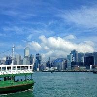 Das Foto wurde bei Star Ferry Pier (Tsim Sha Tsui) von muimui c. am 4/25/2013 aufgenommen
