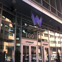 Photo taken at W Boston by Allan R. on 10/27/2012