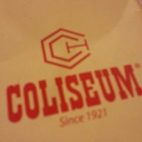 Photo taken at Coliseum Café & Grill by Roslinda H. on 12/11/2012