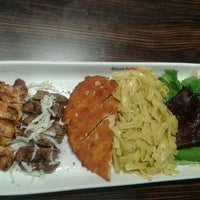 Photo taken at Green Salads by Murat Y. on 3/5/2013