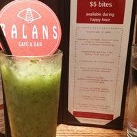 Photo taken at Balans Restaurant & Bar, Dadeland by Lukas B. on 3/30/2014
