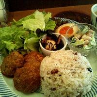Photo taken at cafe USAGIYA by Nijimu A. on 6/1/2013