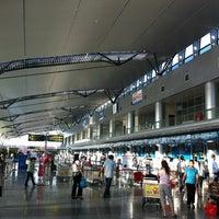 Photo taken at Da Nang International Airport (DAD) by Tran Le V. on 6/19/2013